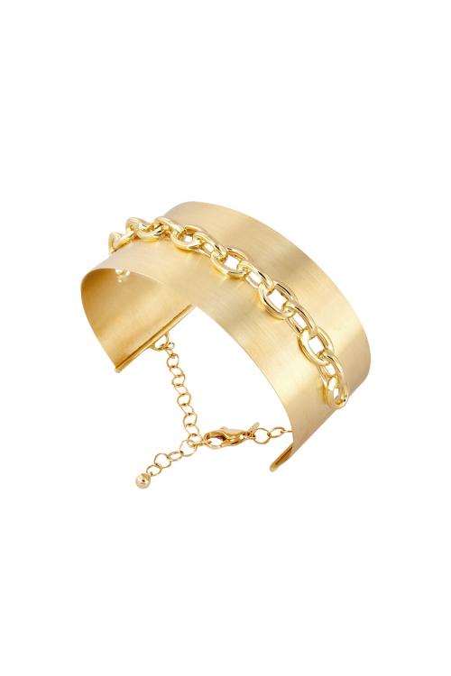 Bracelete Chapa fosca